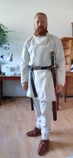 Wikinger Skjoldenhamn Tunika und Thorsberghose Feelings, Vikings, Tunic