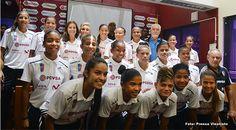 Estas son las 21 jugadoras Vinotinto convocadas para el Mundial de Jordania