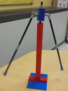 balance guy - center of gravity