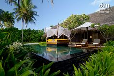 One & Only Reethi Rah Maldives - Grand - Beach - Villa http://www.doortomaldives.com/resorts/view/21