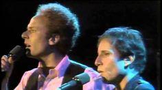 Simon And Garfunkel - The Sound Of Silence (with lyrics)