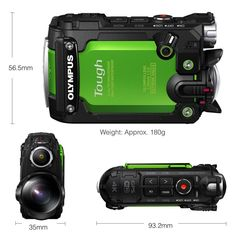 웁 드 두 :: OLYMPUS TOUGH TG-TRACKER