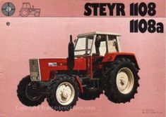 Tractorbrochures.com/Steyr Plus Steyr, Tractors