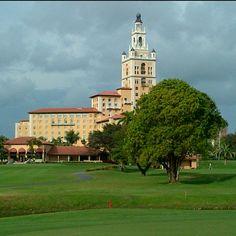 Biltmore Hotel in Coral Gables, Florida