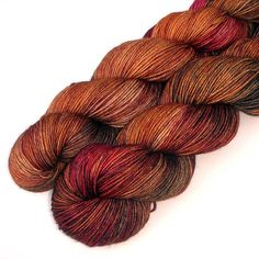 Cable Sport SW Merino Yarn Mount Tam Two 270 yards by JulieSpins