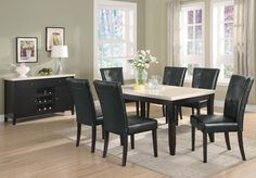 Coaster Anisa Dining Table Collection - 102771