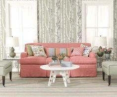 Divano Rosa Cipria : Fantastiche immagini in divano rosa su design di
