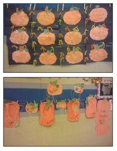 Sample of the Pumpkin Glyph (bottom photo)