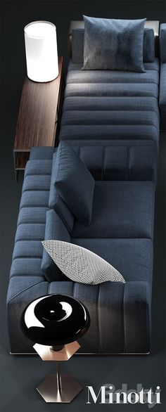 Luxury Living: The best of luxury sofa design in a selection cura...