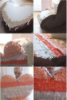 how to make a pinata no paper mache
