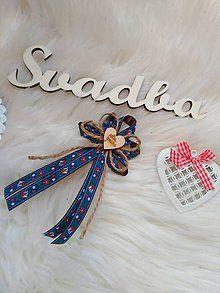 Výroba svadobných pierok a doplnkov na Váš svadobný deň - waidy / SAShE.sk Folk, Accessories, Popular, Forks, Ornament