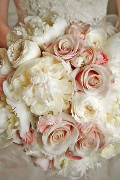 Glamorous Blush Wedd