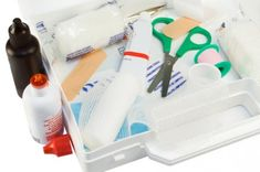 6 Must-Have Items Your First-Aid Kit Is Missing