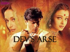 Devdas:   18 Classic Bollywood Film Posters If They Were Porn