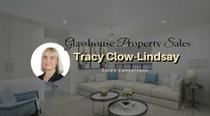 Tracy Clow-Lindsay is the Sales Consultant of Glasshouse Property Sales, who offers honesty, integrity, & pride in achieving excellent results for her clients. Call Tracy now! Glass House, Property Management, Honesty, Integrity, Property For Sale, Pride, Real Estate, Home Decor, House Of Glass