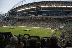 Centurylink Field, Seattle, WA - Soccer