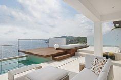dupli dos ibiza spain villa modern architecture 7 • TheCoolist - The Modern Design Lifestyle Magazine
