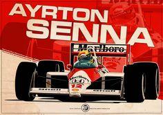 Ayrton Senna, World Champion in 1988