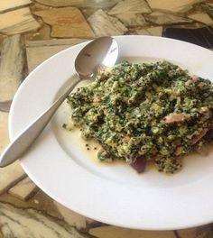 Nieuw Quinoa recept ontdekt. Super lekker als lunch. Bevat 19 gram koolhydraten, maar alleen gezonde natuurlijk. En boordevol eiwitten en gezonde vetten.