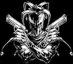 wicked jester art | http://i24.photobucket.com/albums/c6/killinknot/WickedJester-1.jpg