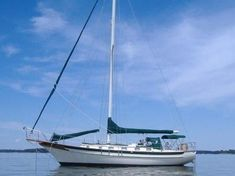 1981 Cabo Rico 38 Sail Boat For Sale - www.yachtworld.com