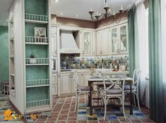 кухня в стиле прованс фото - Поиск в Google