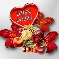 Dla każdego: DZIEŃ DOBRY Christmas Wreaths, Christmas Ornaments, Good Morning, Holiday Decor, Home Decor, Ha Ha, Album, Facebook, Fotografia