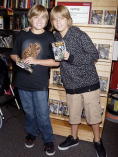 Sprouse Bros, Dylan And Cole, Google