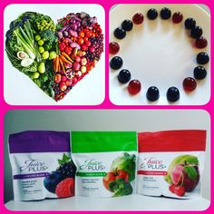 Are your kids fussy eaters Dont get enough fruit and veg in their diet suffer with eczema always down the doctors with colds and illnesses JuicePLus chewable could be the answer! packed with 26 blends of fruit,veg and berries-will boost your little ones health and the best thing is they look and taste like wine gums so can be easily disguised as sweets message me for more details #kids #chewables #eczema #colds #doctorvisits #vegetables #berries #benefits