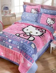 Hello Kitty Room ( Ask Can I Get My Room Decorated Like This
