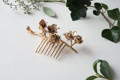Elegant Metallic Jewelry Uses 3D Printing to Evoke a Handcrafted Aesthetic