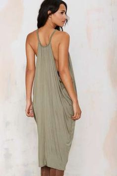 Athena Draped Dress//
