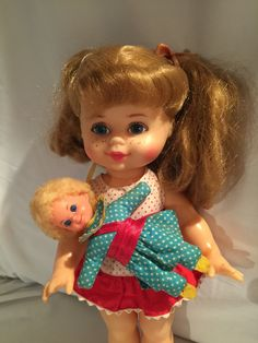 1967 Buffy Doll from Family Affair TV show by MuttLoverVintage on Etsy