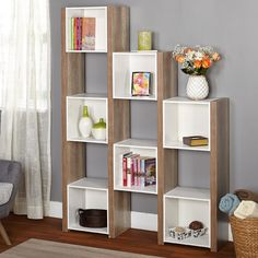 Features:  -Urban collection.  -Can use as a room divider or bookshelf…