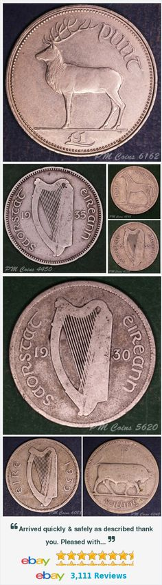 Ireland - #Coins and #banknotes items in store on eBay! #irelandcoinsandbanknote items in store on eBay! http://stores.ebay.co.uk/PM-Coin-Shop/Ireland-Coins-and-Banknotes-/_i.html?_fsub=2869775010&_sid=1083015530&_trksid=p4634.c0.m322