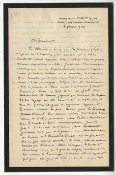 New additions to our digitised collections: research notes of Francois Olivier-Martin to his Histoire de la coutume de la Prévôté et Vicomté de Paris and L'organisation corporative de la France d'ancien regime.