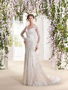 Fara Sposa Wedding Dresses 2016   http://www.fabmood.com/fara-sposa-wedding-dresses-2016/ #farasposa #wedding dresses #weddinggown: