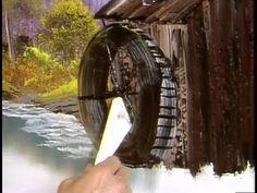 Bob Ross - Country Charm (Season 9 Episode 10) - YouTube