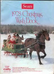 Sears Wish Book Cover 1978 Canada