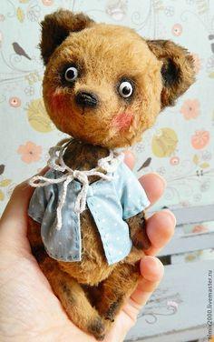 Teddy Bears handmade.  Fair Masters - handmade Gosh.  Handmade.
