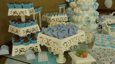 Explore 11 Modelos de decoração chá de bebê para Menino, que podem inspirar você a realizar um ótimo trabalho de decoração em seu chá de bebê.