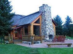 our bed and breakfast we plan on staying at while in Jackson,wy