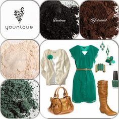Match your Younique Moodstruck Mineral Pigments to your outfits! shop online at www.youniqueproducts.com/nubeautylash.com #younique #moodstruck #mineral #pigments #mineralmakeup #glam #makeupguru #glutenfree #stephaniekreuserpresenter #chic #posh #sexy #organicmakeup #naturalmakeup #skincare