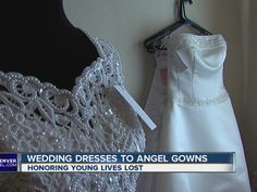Denver Channel7 News did a wonderful profile on www.FrontRangeAngelGowns.com! Watch and Share