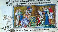 MEDIEVAL MANUSCRIPT MARGINALIA: Bored Monks & repressed sexuality… What would Sigmund say?