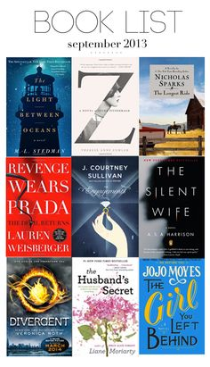 Boardwalks & Boulevards: C: what's on my book list