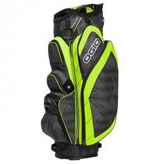 The OGIO Machu cart bag is new to the lineup and offers all OGIO's latest features, including an extra large space to fit both a putter and wedge. Bags 2014, Golf Gifts, Day Bag, Race Day, Taylormade, Ladies Golf, Golf Bags, Cart, Racing