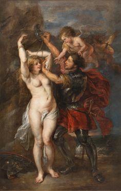 Perseu allibera Andròmeda