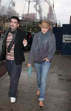 Marion Cotillard Photos: Marion Cotillard Out With A Friend In New York