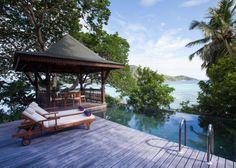 Ponuka ktorá sa už nemusí opakovať - zľava až 53% na pobyty v období 11.02.-31.03.2014 - Enchanted Island Resort, Seychely
